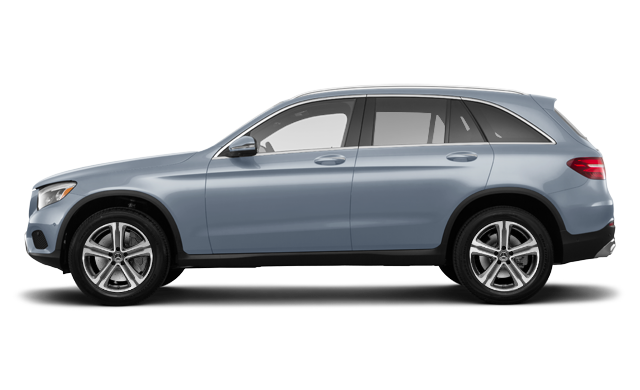 Mercedes-Benz GLC 350e 4MATIC 2018