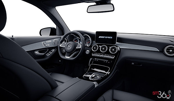 2018 Mercedes-Benz GLC AMG 43 4MATIC