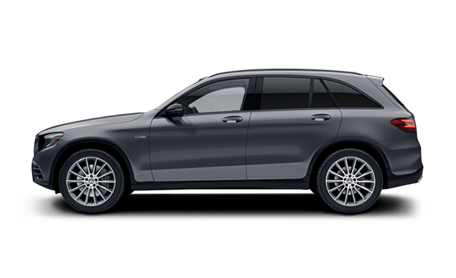 Mercedes-Benz GLC AMG 43 4MATIC 2018