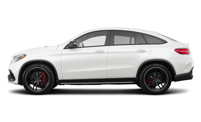 Mercedes-Benz GLE Coupé 63S 4MATIC AMG 2018