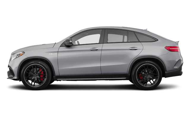 Mercedes-Benz GLE Coupe 63S 4MATIC AMG 2018