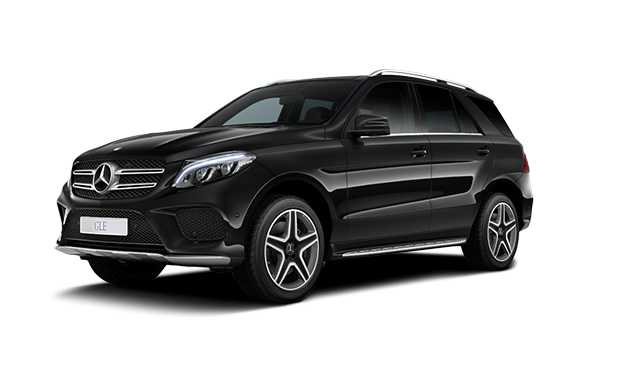 Mercedes-Benz GLE 43 4MATIC AMG 2018