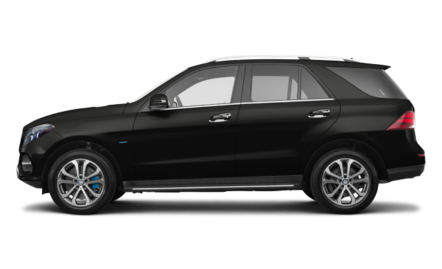 2018 Mercedes-Benz GLE 550e 4MATIC