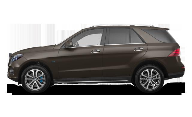 Mercedes-Benz GLE 550e 4MATIC 2018