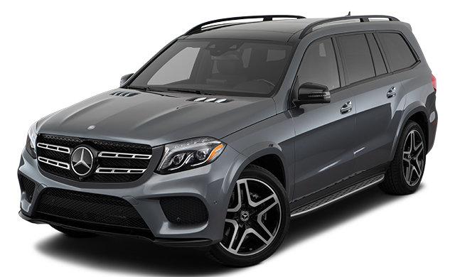 Mercedes-Benz GLS 450 4MATIC 2018 - 2