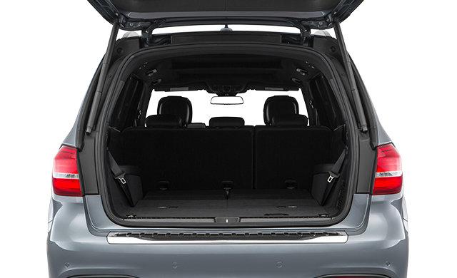 Mercedes-Benz GLS 450 4MATIC 2018 - 3