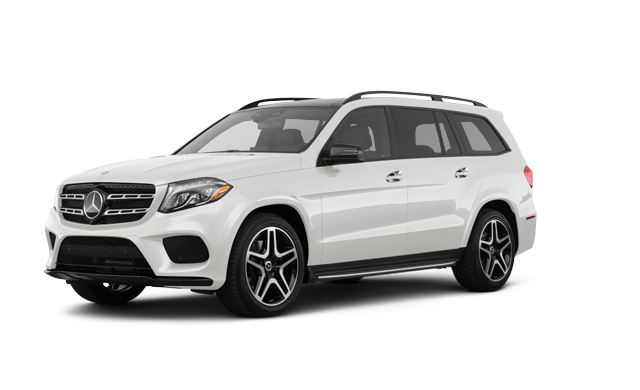 2018 Mercedes-Benz GLS 450 4MATIC