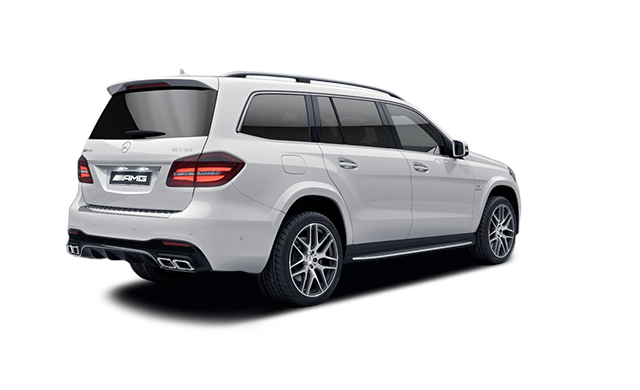 Mercedes-Benz GLS 63 AMG 4MATIC 2018