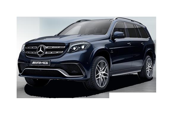 2018 Mercedes Benz Gls 63 Amg 4matic Starting At 136 495