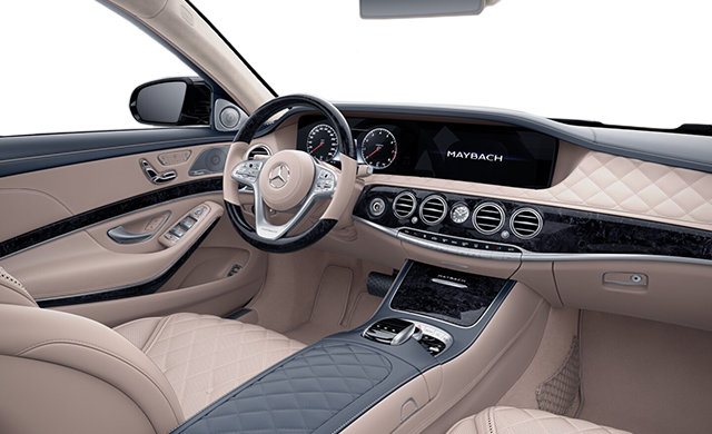 Mercedes-Benz Mercedes-Maybach Classe S 650 2018 - 2