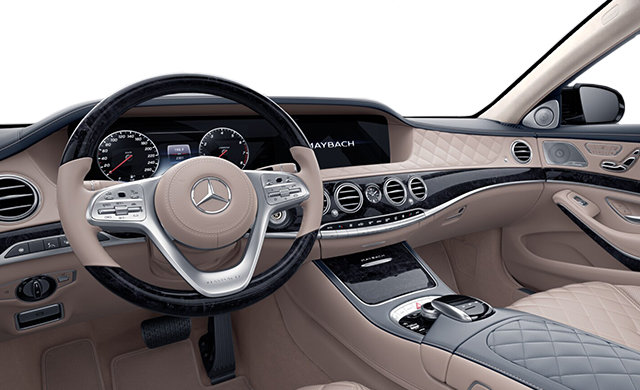 Mercedes-Benz Mercedes-Maybach Classe S 650 2018 - 3
