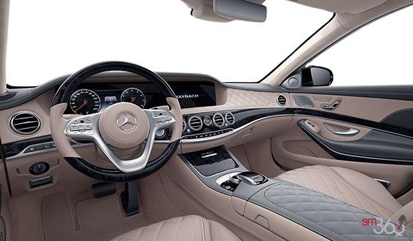 Mercedes-Maybach Classe S 650 2018 - À partir de 234 645 ...