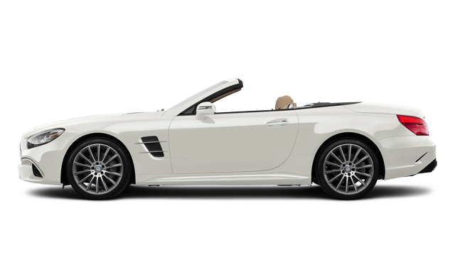 Mercedes-Benz SL 450 2018