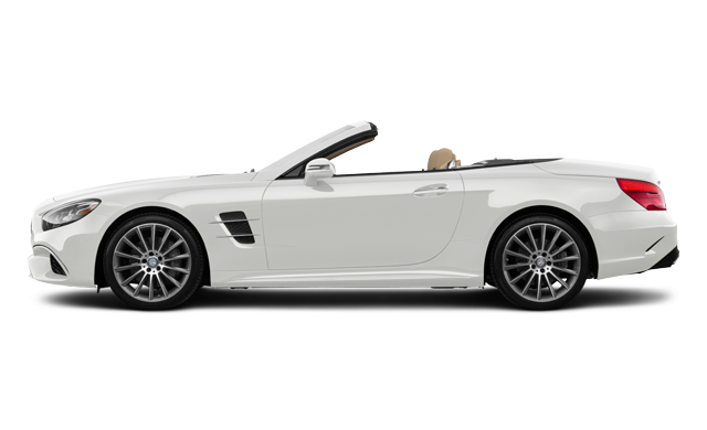 Mercedes-Benz SL 450 2018
