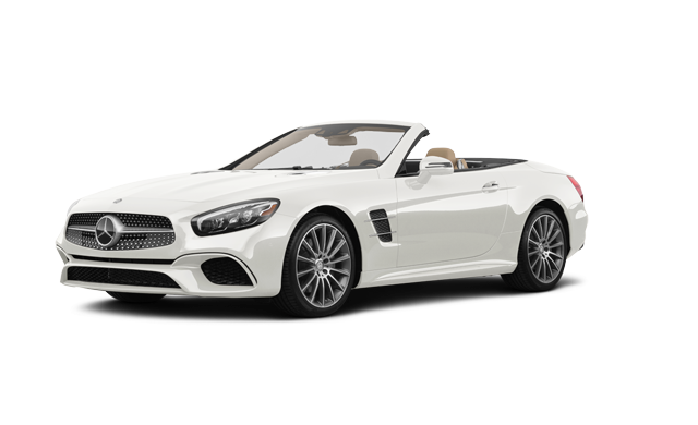 2018 Mercedes-Benz SL 550