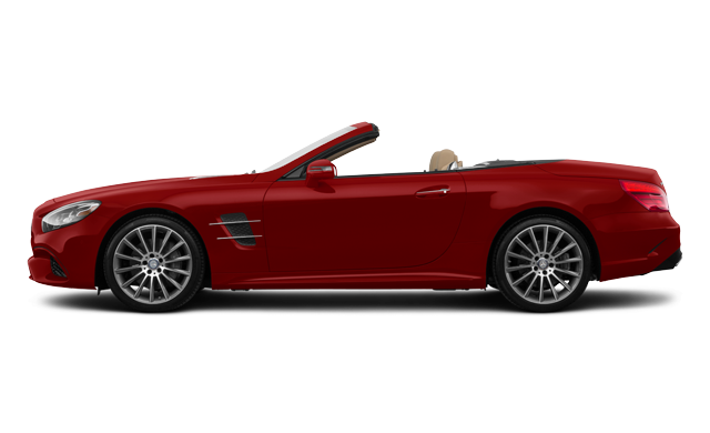 Mercedes-Benz SL 550 2018