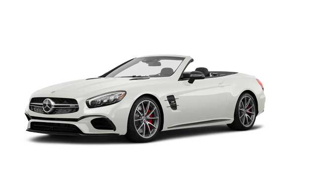 Mercedes-Benz SL 63 2018