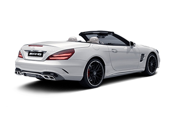 Mercedes-Benz SL 65 2018