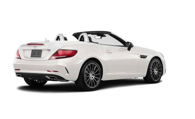 Mercedes-Benz SLC 300 2018