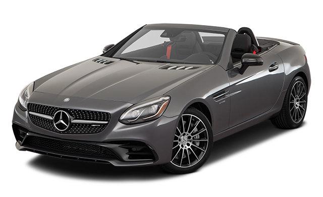 Mercedes-Benz SLC AMG 43 2018 - 3