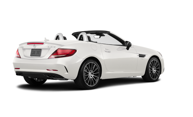 Mercedes-Benz SLC AMG 43 2018