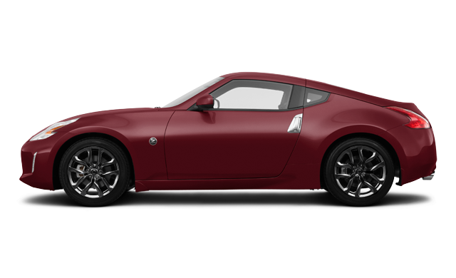 Nissan 370Z Coupe BASE 370Z 2018