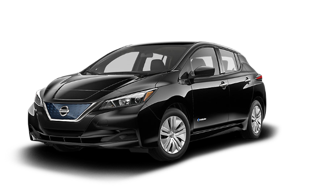 2018 Nissan Leaf S Starting At 38557 0 Half Way