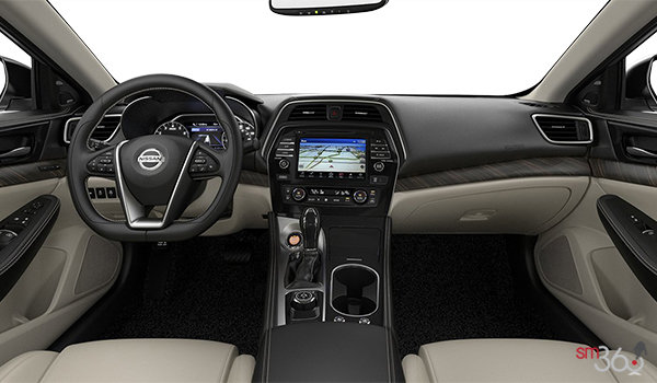 2018 Nissan Maxima Platinum Starting At 45945 0 Half