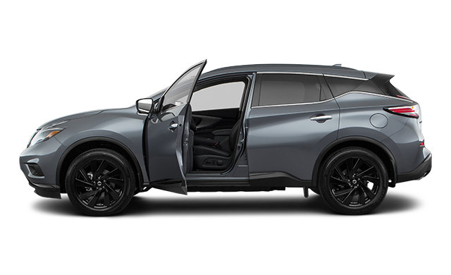 2018 Nissan Murano MIDNIGHT EDITION - Starting at $44443.0 ...