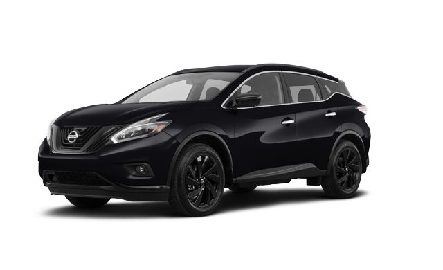 2018 Nissan Murano MIDNIGHT EDITION - from $39,546 | Alma ...