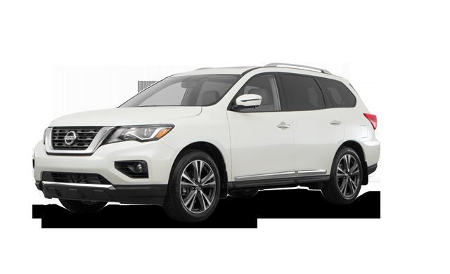 2018 Nissan Pathfinder PLATINUM - from $44,893   Jonker Nissan