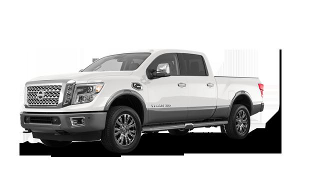 nissan titan xd diesel platine 2018 partir de 68 393 centre du camion l 39 ami junior. Black Bedroom Furniture Sets. Home Design Ideas