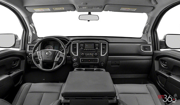 nissan titan xd diesel s 2018 partir de 51 393 alma nissan alma. Black Bedroom Furniture Sets. Home Design Ideas