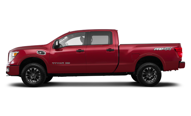 Nissan Titan XD Essence PRO-4X 2018