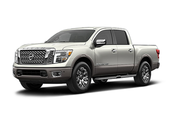 2018 Nissan Titan Platinum Reserve Starting At 70093 0