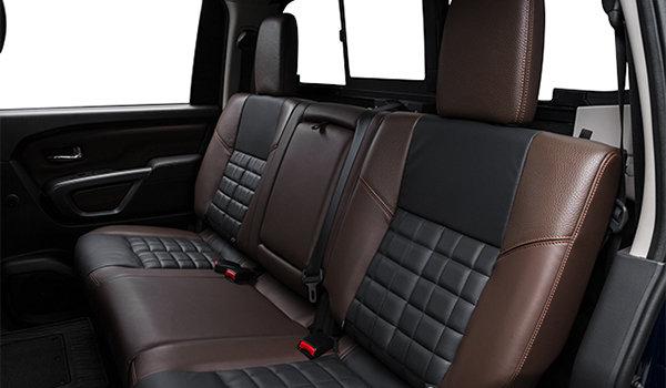 2018 Nissan Titan PLATINUM RESERVE