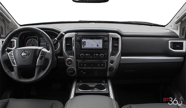 Nissan Leaf Lease >> 2018 Nissan Titan PRO-4X - Starting at $59693.0 | Half-Way Motors Nissan