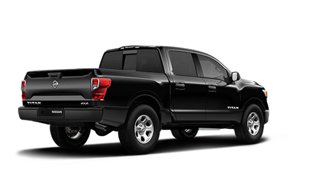 NISSAN TRUCKS TITAN XD GAS CREW CAB  2018