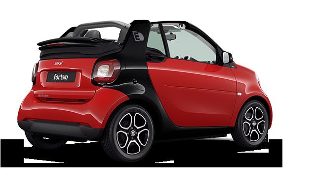 smart fortwo cabriolet - électrique passion 2018