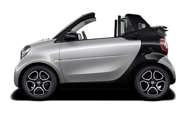 smart fortwo electric drive cabriolet passion 2018