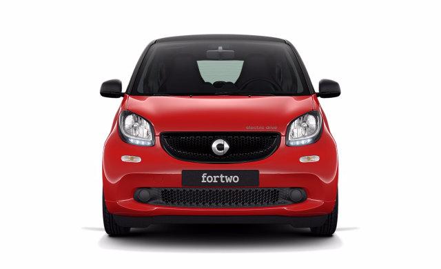 smart fortwo coupé - électrique passion 2018 - 1
