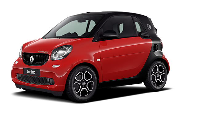 2018 smart fortwo coupe - electric passion