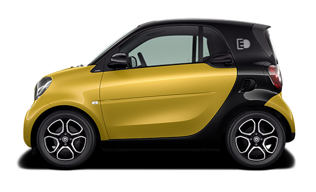smart fortwo coupe - electric passion 2018