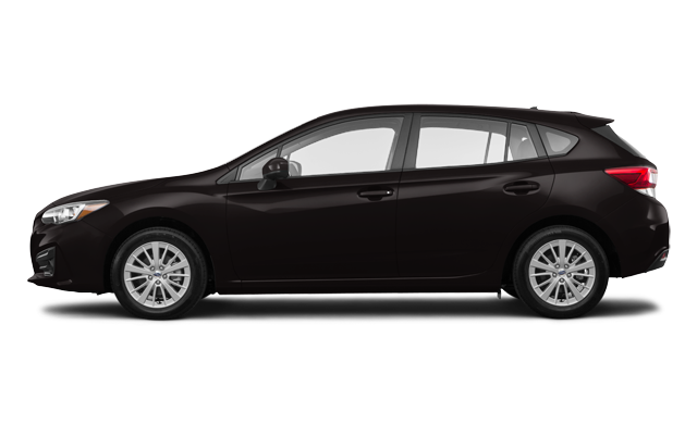 2018 Subaru Impreza 5-door TOURING