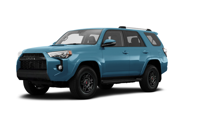 2018 Toyota 4runner Trd Pro From 55 045 Manic Toyota