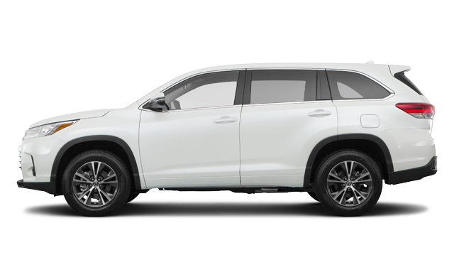 2018 Toyota HIGHLANDER LIMITED V6 AWD