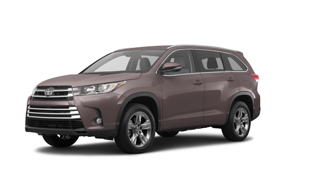 Toyota 86 Lease >> 2018 Toyota Highlander LIMITED V6 AWD - from $$53,299   James Toyota