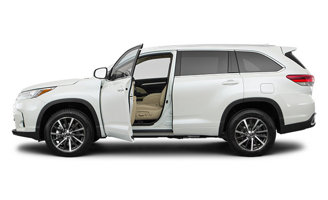 2018 toyota highlander xle v6 awd from 47 299 james. Black Bedroom Furniture Sets. Home Design Ideas