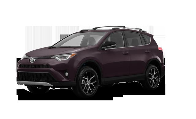 Toyota RAV4 AWD SE  2018