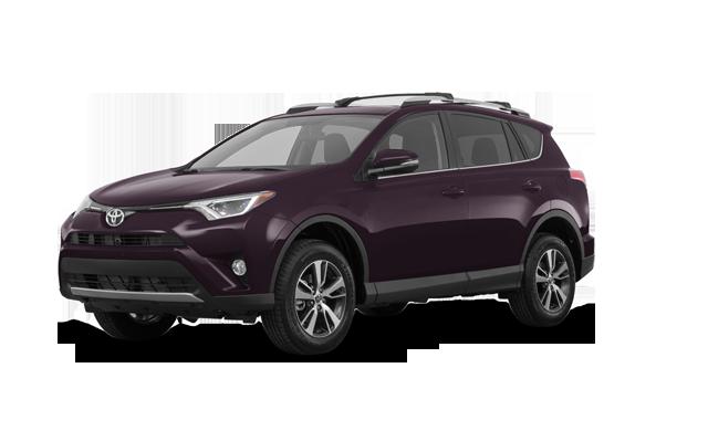 2018 Toyota RAV4 HYBRIDE LE+